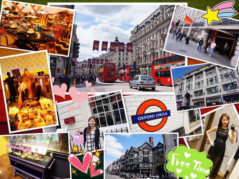 【再訪英國 ♥ 倫敦】Day3 牛津街(Oxford Street)→ London Sketch 奇幻下午茶→ 中國城的地雷晚餐