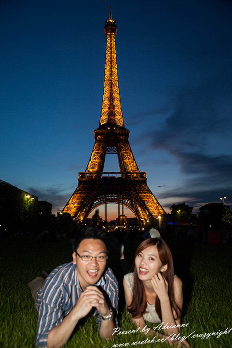 【巴黎自由行懶人包】巴黎實用資訊、飯店、歐洲之星、巴黎車票種類、推薦餐廳、景點..等