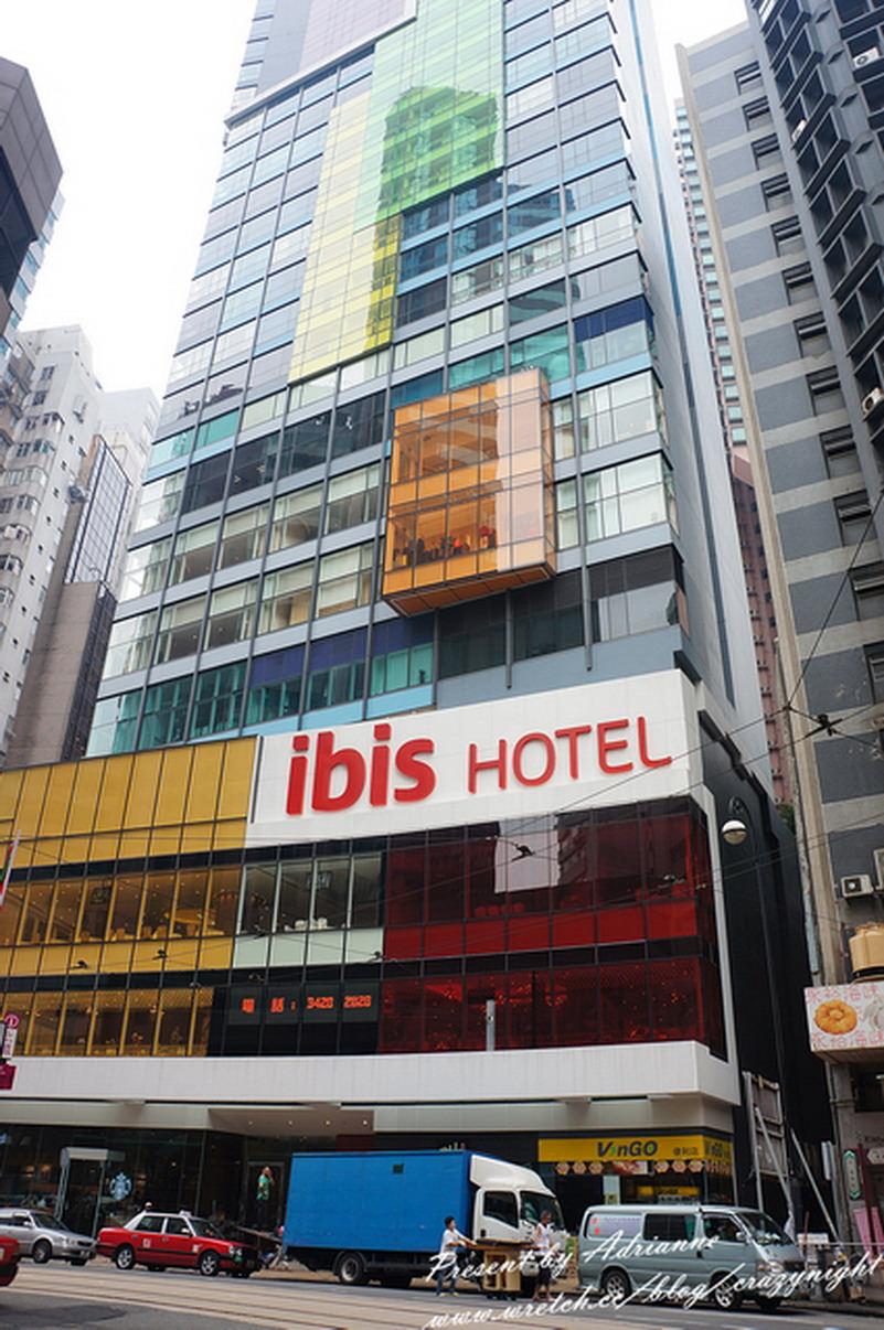【香港 ♥ 中上環】Day1-4 C/P值超高!IBIS宜必思中上環酒店,小資男女的好選擇!