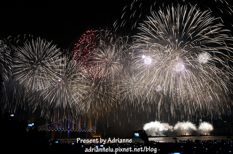 【韓國釜山自由行】Day10-4 (209)廣安站 ─ 釜山世界煙火節부산세계불꽃축제 @廣安海水浴場