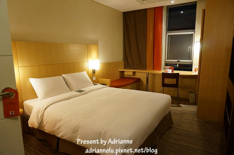【韓國釜山住宿】 (120)釜田站 ─ 交通便利又舒適的 Ibis Ambassador Busan Hotel