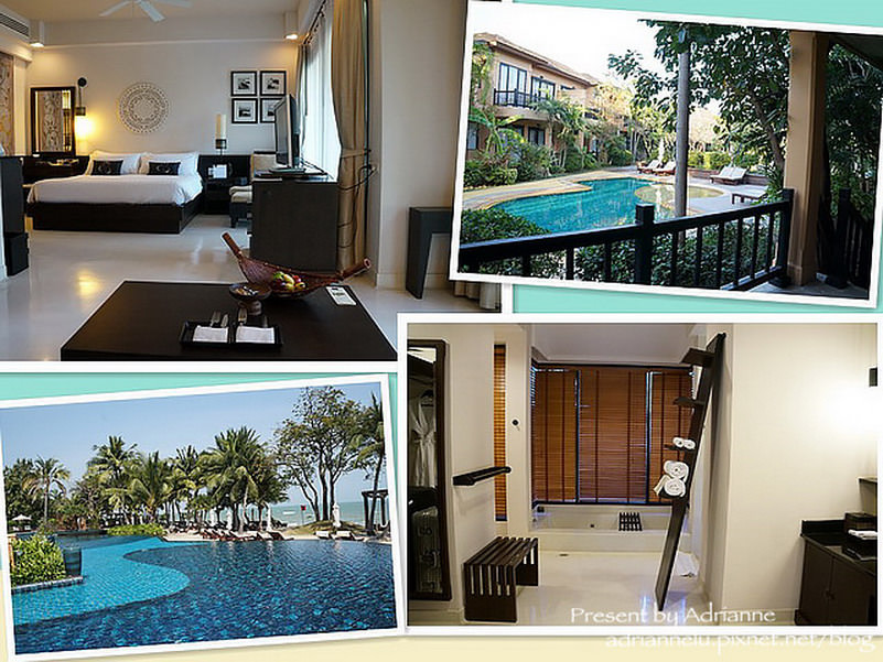 【華欣住宿推薦】彷彿住在叢林裡的豪華度假村 ─ Asara Villa & Suite Hotel (Holiday suite房間篇)