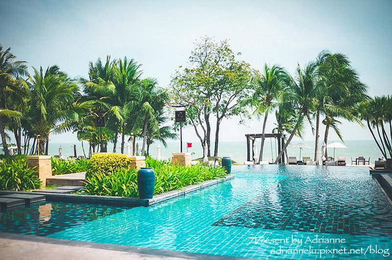 【華欣住宿推薦】彷彿住在叢林裡的豪華度假村 ─ Asara Villa & Suite Hotel (環境&餐廳篇)