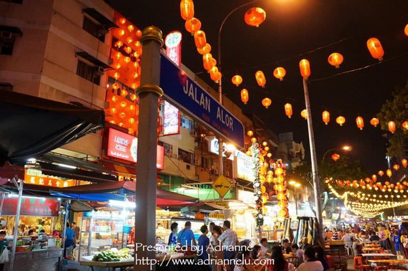 【吉隆坡自由行】亞羅街夜市之黃亞華小食店,不吃不可的美味燒雞翅!