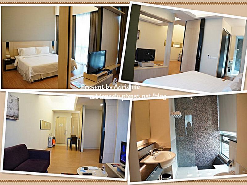 【馬來西亞住宿】近武吉免登 ─ 瑞士花園公寓吉隆坡 Swiss-Garden Residences Kuala Lumpur