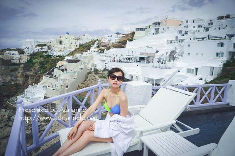 【環遊歐洲68天】Day7-1 雅典→ 聖托里尼(愛琴海航空)→ 入住伊亞Oia夢想中的旅館Armeni Village Rooms&Suites