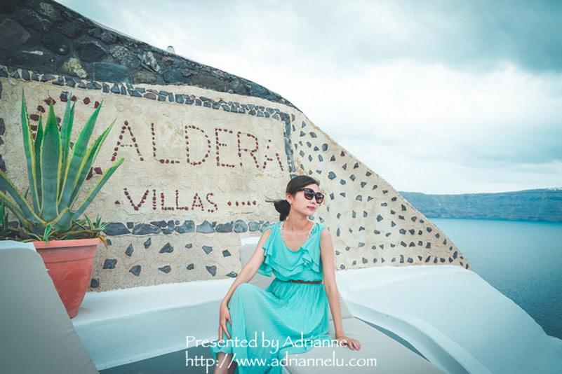 【環遊歐洲68天】Day8-2 聖托里尼伊亞Oia。Caldera Villas卡爾德拉旅館