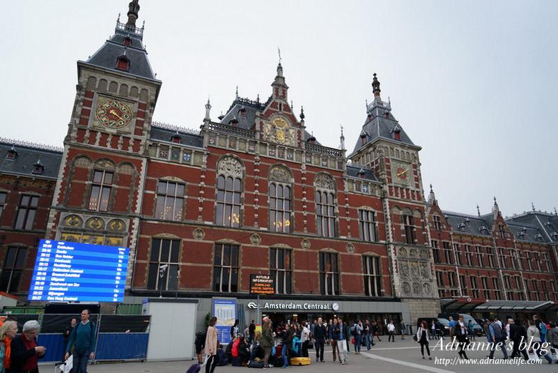 【環遊歐洲68天】Day14-1 雅典Athen→ 阿姆斯特丹Amsterdam→ 入住阿姆斯特丹中心宜必思飯店 (Ibis Amsterdam Centre)