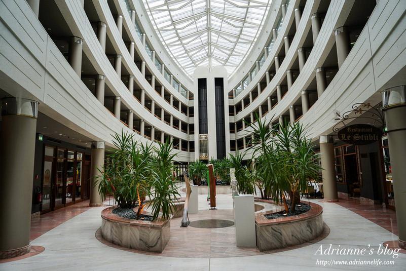 【環遊歐洲68天】Day22-1 歐洲盧森堡索菲特飯店 (Sofitel Luxembourg Europe),舒適、CP值高!