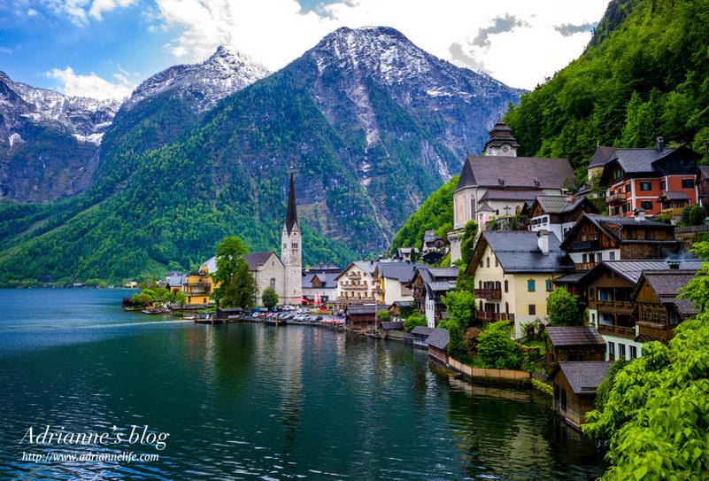 【環遊歐洲68天】Day35-1 奧地利哈修塔特Hallstatt,彷彿走進明信片裡的仙境小鎮!