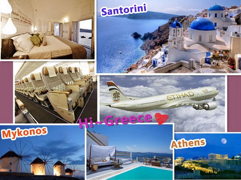 【環遊歐洲68天】希臘Greece 10天9夜 ─ 行前準備、機票、住宿、交通、行程總花費..等,不藏私分享!