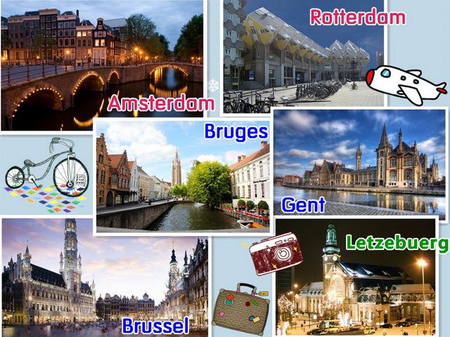 【環遊歐洲68天】荷蘭、比利時、盧森堡10天9夜 ─ 行前準備、機票、住宿、交通、行程總花費..等,不藏私分享!