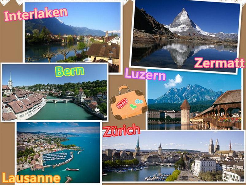 【環遊歐洲68天】瑞士(Switzerland) 10天9夜 ─ 行前準備、住宿、交通、行程總花費..等,不藏私分享!
