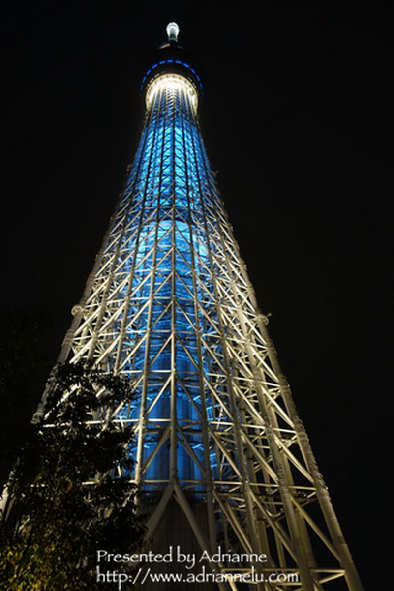 【東京生活】Day6-1 押上駅 一 東京晴空塔(天空樹Tokyo Sky Tree),好買好逛又好吃!