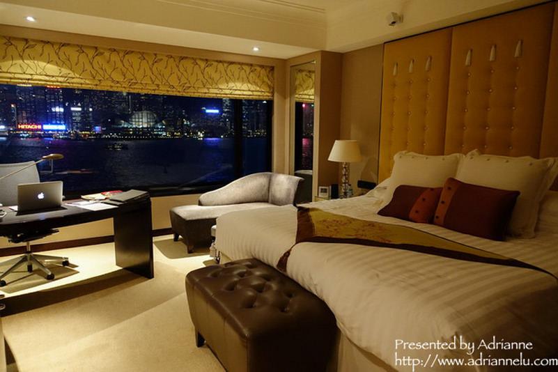 【七訪香港】尖沙嘴。香港洲際酒店 InterContinental Hong Kong(海景房、環境、設施、總統套房)