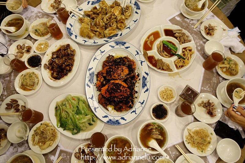 【七訪香港】讓人吮指回味的正宗避風塘興記!必點瀨尿蝦、古法炒蟹及燒鴨湯河!