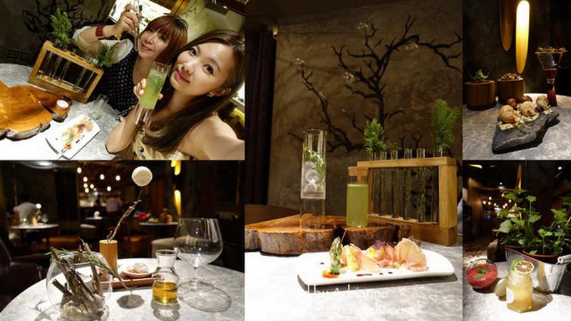 【七訪香港】雞尾酒新飲法的型格酒吧The Woods → 中環C/P值很高的茶餐廳鼎點1968