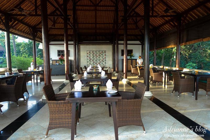 【Bali峇里島.巴里島】登博水療度假村Spa Village Resort Tembok Bali 全包式一泊三食,餐餐都有不同選擇!