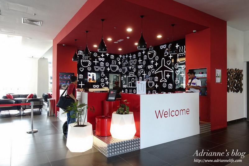 【Bali峇里島.巴里島】AirAsia集團旗下的Tune Hotel klia2,吉隆坡機場過境休息的好選擇!