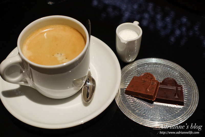 【東京自由行】銀座美食!全球第一間的Hermès Café,來當一下午的偽貴婦!