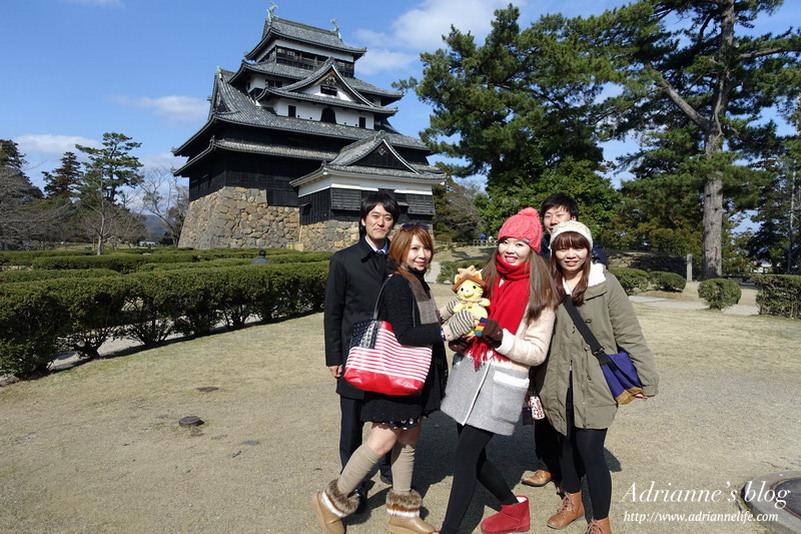 【日本島根】全日本第二大的松江城(千鳥城) & 堀川遊覧船悠閒自在