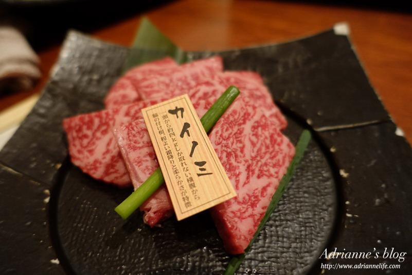 【2015日本大阪自由行】來去燒肉一丁吃入口即化的日本黑毛和牛!