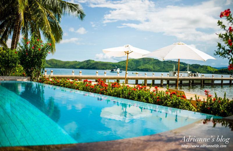 【菲律賓科隆島】艾瑞歐瑪渡假村(El Rio Y Mar Resort) 房間、環境、餐食介紹!