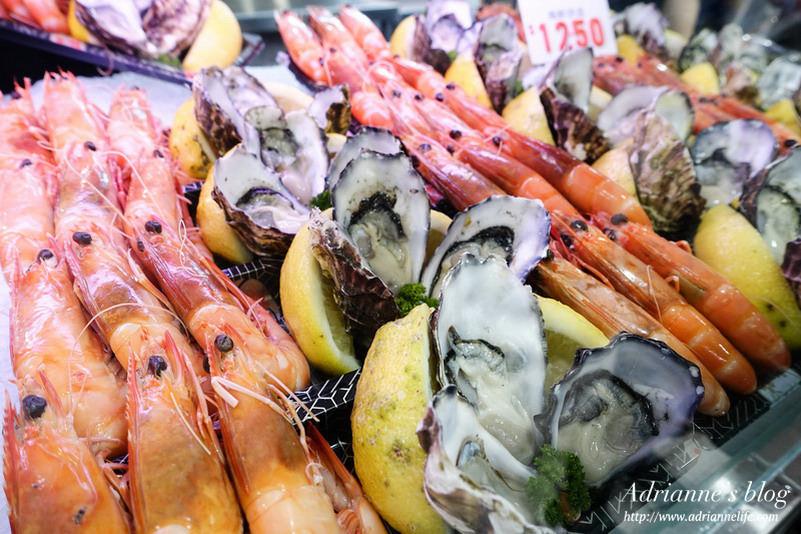 【澳洲雪梨自由行】雪梨魚市場Sydney Fish Market,多種海鮮便宜又好吃!