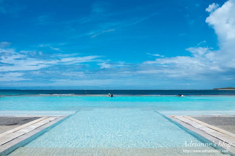【斐濟自由行】斐濟住宿推薦!斐濟洲際高爾夫温泉度假村 (InterContinental Fiji Golf Resort & Spa),被媒體評為世界十大最美沙灘之一的豪華飯店!( 環境設施及餐廳篇)