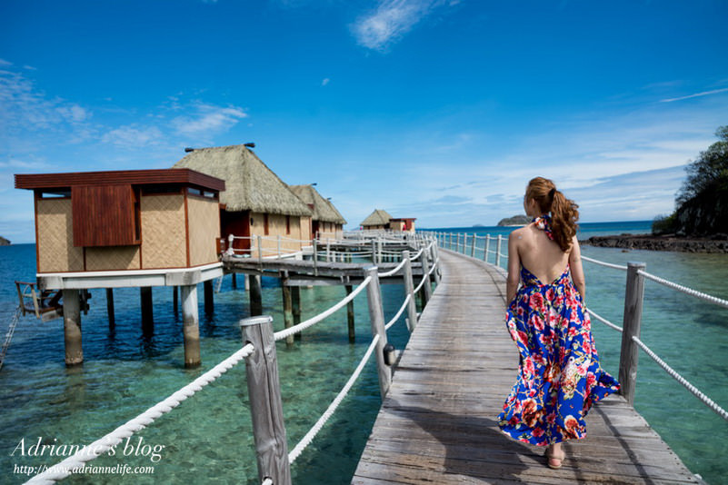 【澳洲&斐濟】被問到瘋掉!海島自助必備的七件絕美洋裝穿搭分享~