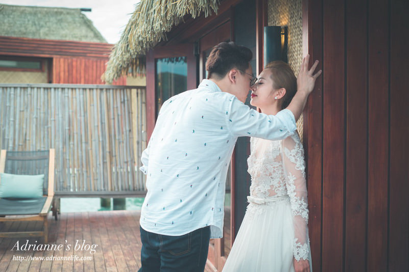 【斐濟自由行】結婚五週年紀念日快樂!斐濟自助婚紗全記錄!(內有租借婚紗、捧花資訊)