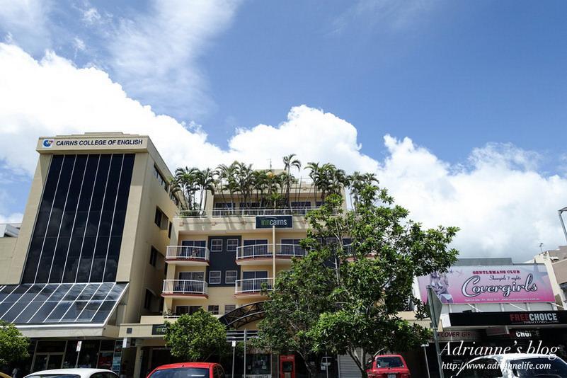 【凱恩斯自由行】凱恩斯精品公寓 (Inn Cairns Boutique Apartments),近碼頭及夜市,週邊機能良好!(內含口袋名單&機場到市區資訊)