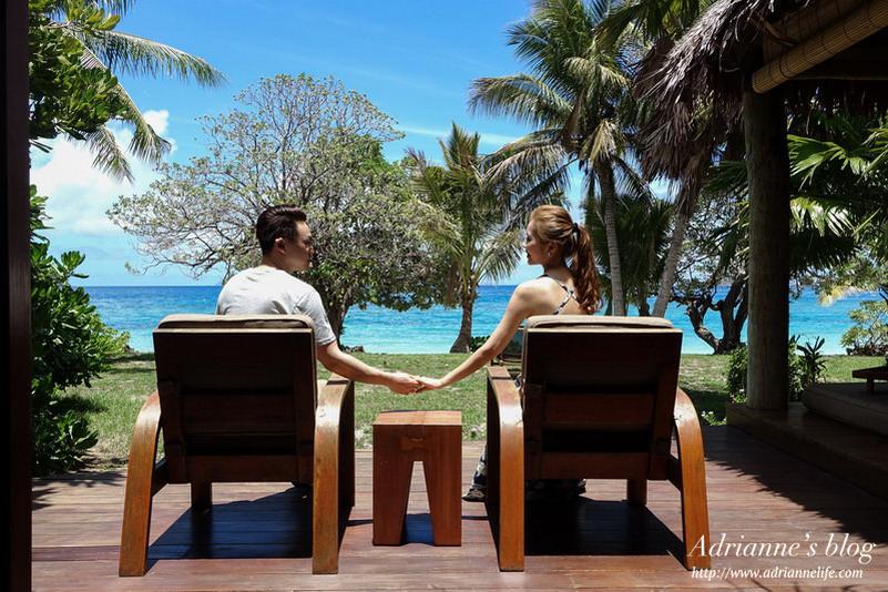 【斐濟自由行】斐濟第一間水上屋度假村Likuliku Lagoon Resort (獨棟沙灘屋房型介紹)