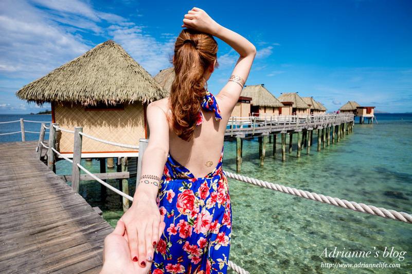 【斐濟自由行】斐濟第一間水上屋度假村Likuliku Lagoon Resort (水上屋房型介紹)
