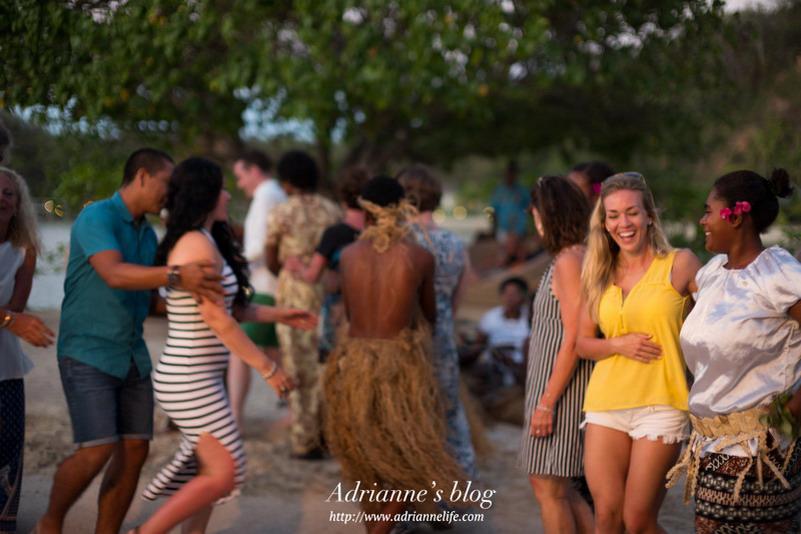 【斐濟自由行】斐濟第一間水上屋度假村Likuliku Lagoon Resort  (Happy Friday雞尾酒免費暢飲&海鮮buffet)