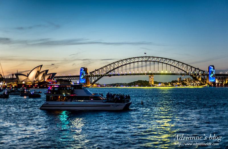【雪梨自由行】如何悠閒的坐船欣賞雪梨跨年煙火?超完整的Captain Cook船票訂購教學!