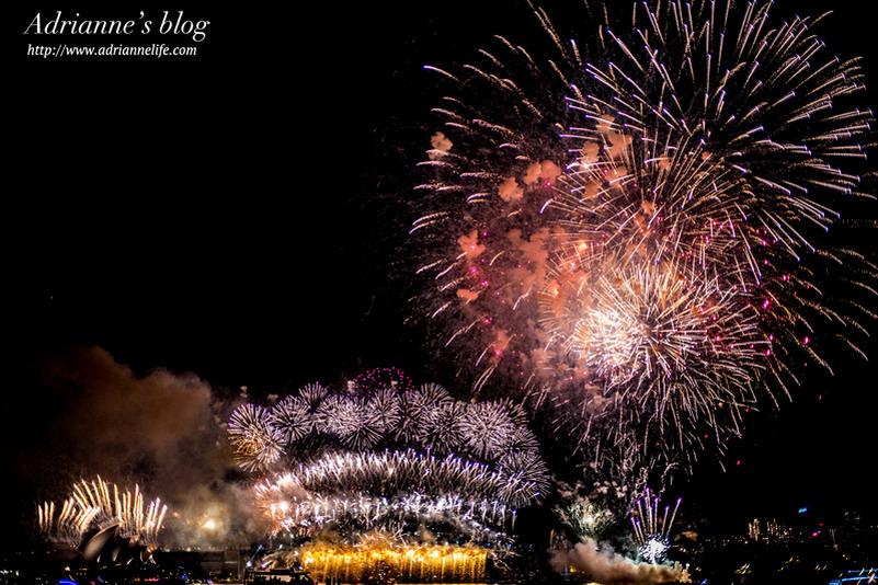 【雪梨自由行】悠閒的坐船欣賞震撼的雪梨跨年煙火秀,實際搭船全紀錄!