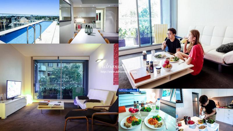 【澳洲雪梨自由行】雪梨市中心高質感airbnb,雪梨跨年住宿推薦!(地理位置佳/機場直達住宿地鐵站/離Museum站5分鐘/空間寬敞設備齊全/頂樓無邊際泳池)