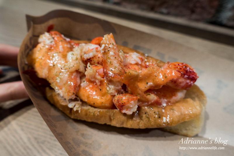 【大阪自由行】大阪美食!從紐約風行到日本的 Luke's Lobster 龍蝦三明治 (心齋橋店)