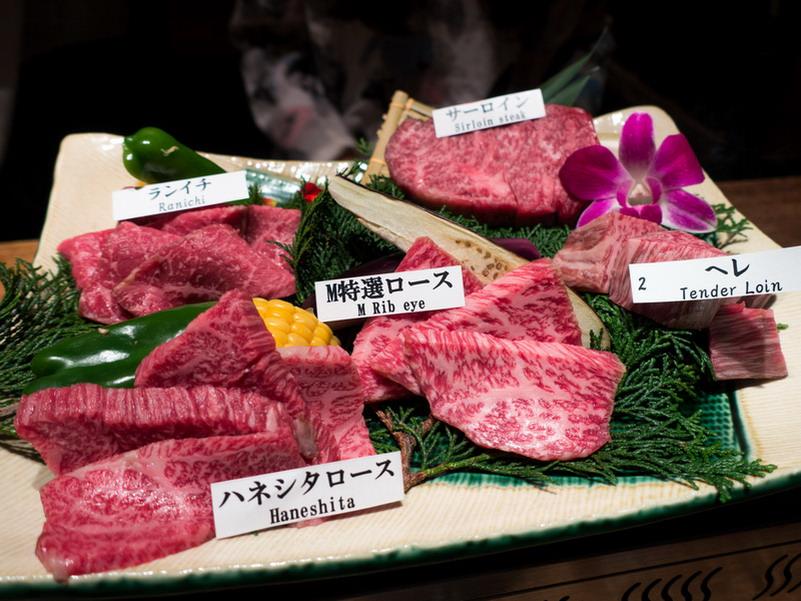 【大阪自由行】大阪必吃!讓人銷魂入口即化的頂級松阪牛 • 燒肉M (道頓崛店)