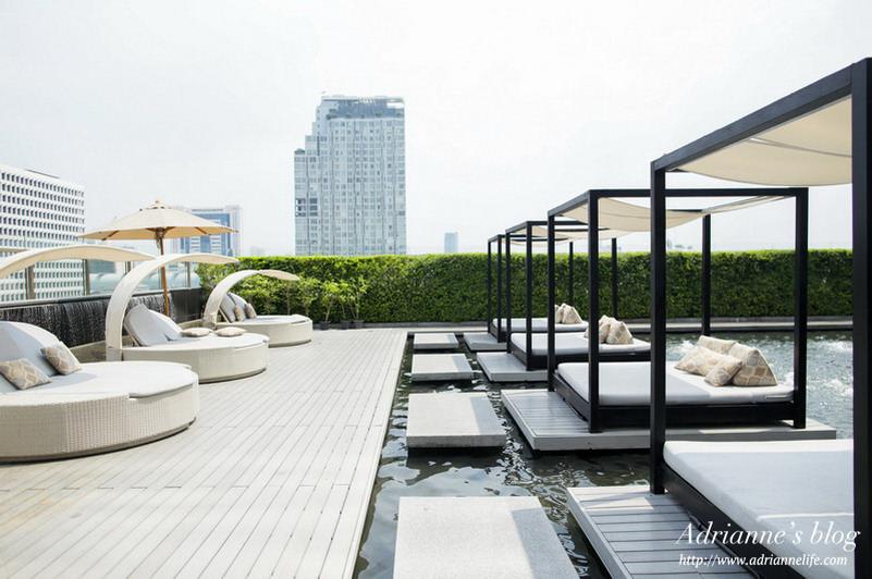 【 曼谷住宿推薦】Centara Watergate Pavillion Hotel Bangkok,逛街超方便/露天景觀池/頂樓酒吧