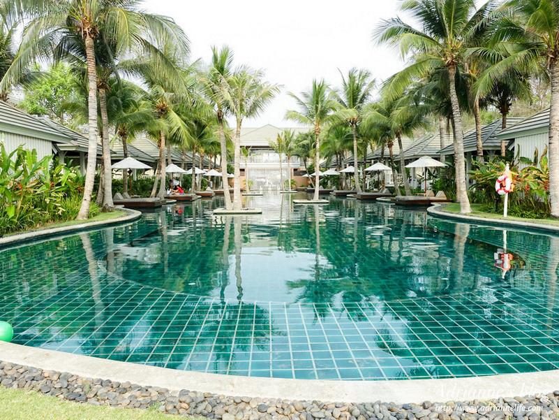 【華欣住宿推薦】寧靜的度假飯店Rest Detail Hotel Hua Hin,擁有私人海灘且早餐豐盛好吃!