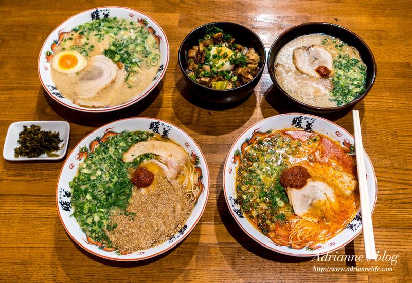 【沖繩必吃美食】令人激賞的九州冠軍拉麵 暖暮拉麵 ラーメン (名護店)