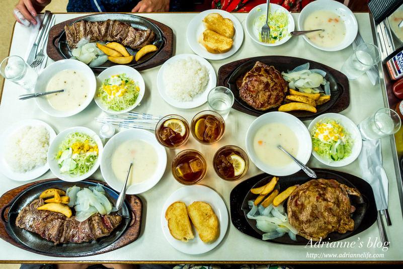 【沖繩美食】傑克牛排館(Jack's Steak House)深受當地人喜愛的大人氣平價牛排!