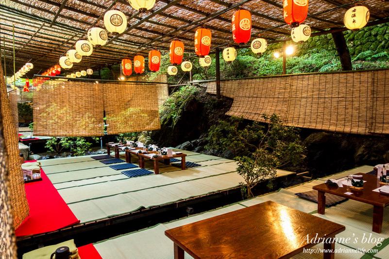 【京都推薦行程】京都貴船川床料理,超棒的避暑勝地!
