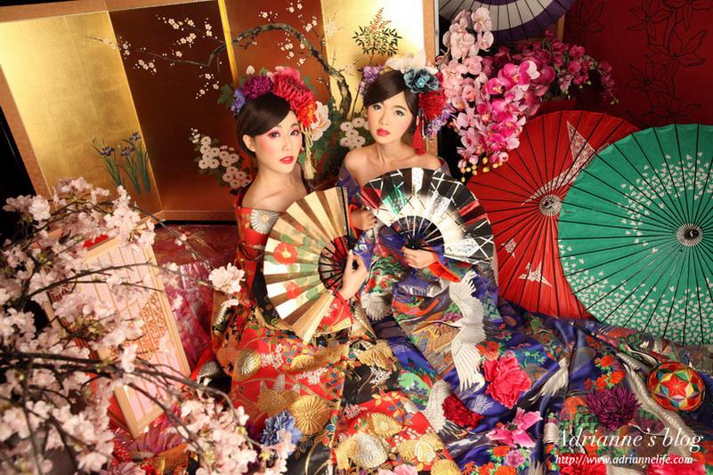 【京都推薦行程】超人氣變身花魁,日本專業攝影(含髮妝、服飾、攝影、相片)全程只要兩小時!