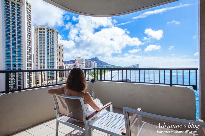 【夏威夷住宿推薦】夏威夷Wikiki海灘上的第一間豪華度假旅館 Moana Surfrider A Westin Resort and Spa Waikiki Beach(環境&房間介紹)