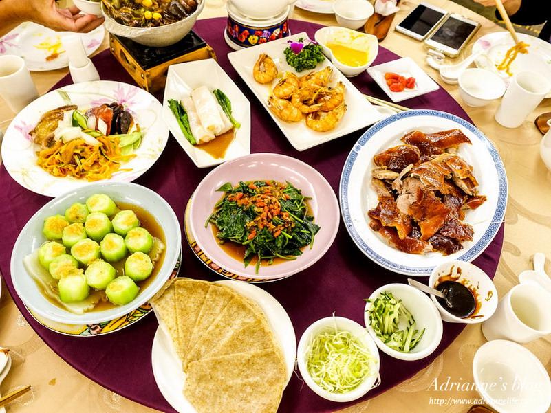 【中式】西門站-大三元酒樓 烤鴨好吃且菜色豐富的四十多年老店,2018摘下米其林一星!