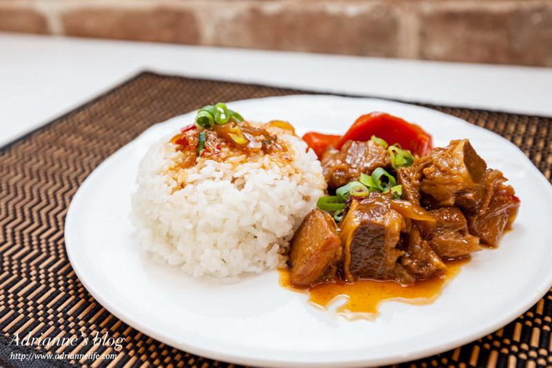 【一次上手食譜】好吃到流淚的家常紅燒牛腩,不會做菜也可以輕易上手的食譜教學!