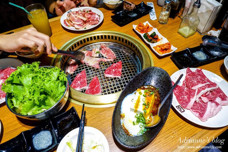 【日式燒肉】南港站-牛角日本燒肉專門店 燒肉吃到飽,有時想大口吃肉大口喝酒的好去處!(CITYLINK南港車站店)